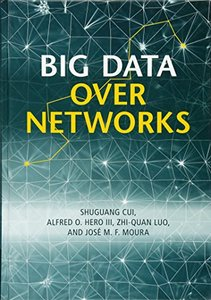 Big Data over Networks (Hardcover)-cover