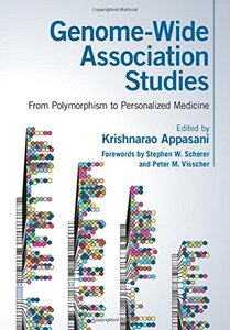 Genome-Wide Association Studies: From Polymorphism to Personalized Medicine(Hardcover)-cover