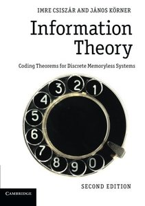 Information Theory: Coding Theorems for Discrete Memoryless Systems(Paperback)-cover