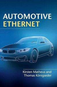 Automotive Ethernet (Hardcover)-cover