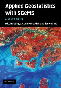 Applied Geostatistics with Sgems: A User's Guide-cover