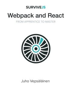 Survivejs - Webpack and React: From Apprentice to Master(Paperback)-cover