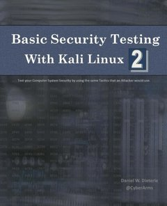 Basic Security Testing with Kali Linux 2 (Paperback)-cover