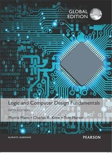 Logic and Computer Design Fundamentals, 5/e (IE-Paperback)-cover