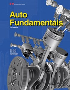 Auto Fundamentals, 11/e (Hardcover)-cover