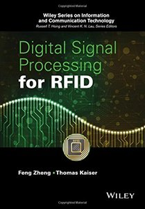 Digital Signal Processing for RFID (Hardcover)-cover