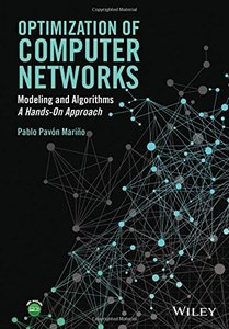 Optimization of Computer Networks: Modeling and Algorithms: A Hands-On Approach (Hardcover)-cover