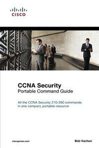 CCNA Security (210-260) Portable Command Guide, 2/e (Paperback)-cover