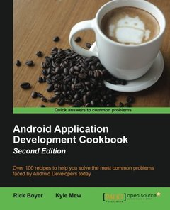 Android Application Development Cookbook  Second Edition-cover