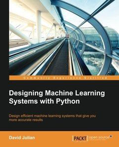Designing Machine Learning Systems with Python-cover