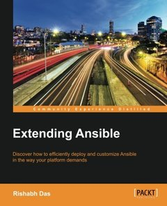 Extending Ansible-cover
