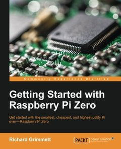 Getting Started with Raspberry Pi Zero-cover