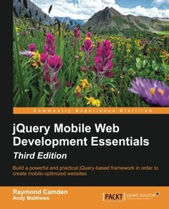 jQuery Mobile Web Development Essentials  Third Edition-cover