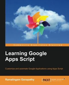 Learning Google Apps Script-cover