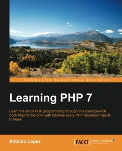 Learning PHP 7-cover