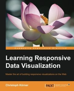 Learning Responsive Data Visualization-cover