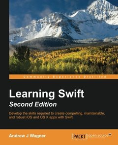 Learning Swift  Second Edition-cover