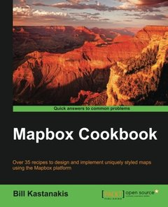 Mapbox Cookbook-cover