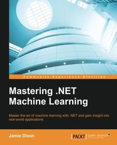 Mastering .NET Machine Learning-cover