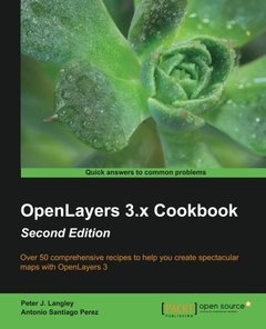 OpenLayers 3.x Cookbook  Second Edition-cover