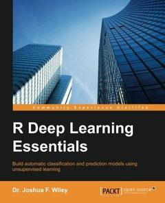R Deep Learning Essentials (Paperback)-cover