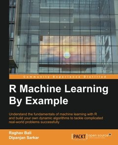 R Machine Learning By Example (Paperback)-cover