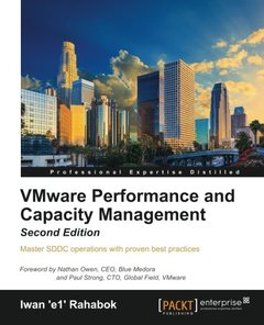 VMware Performance and Capacity Management  Second Edition-cover