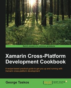 Xamarin CrossPlatform Development Cookbook-cover