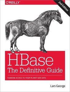 Hbase: The Definitive Guide 2/e-cover