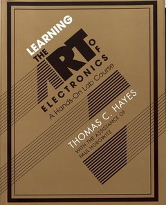 Learning the Art of Electronics: A Hands-On Lab Course (Paperback)-cover