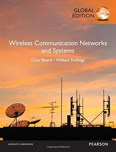 Wireless Communication Networks and Systems【內含Access Code, 經刮除不受退】(Paperback)-cover