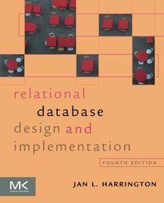 Relational Database Design and Implementation, 4/e (Paperback)-cover