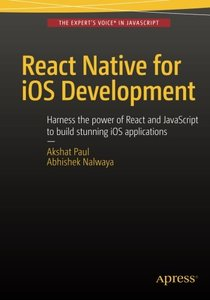 React Native for iOS Development-cover