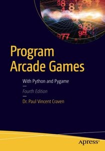 Program Arcade Games: With Python and Pygame(快遞進口)-cover