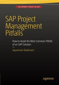 SAP Project Management Pitfalls: How to Avoid the Most Common Pitfalls of an SAP Solution-cover