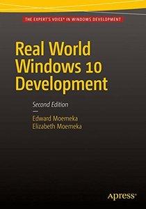 Real World Windows 10 Development-cover