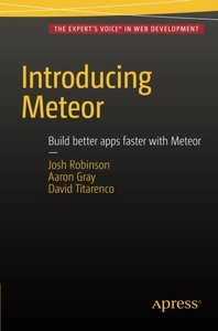 Introducing Meteor-cover