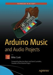 Arduino Music and Audio Projects-cover
