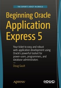 Beginning Oracle Application Express 5-cover