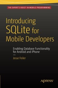 Introducing SQLite for Mobile Developers-cover