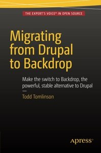 Migrating from Drupal to Backdrop-cover
