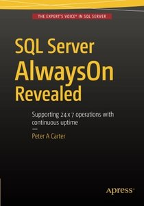SQL Server AlwaysOn Revealed-cover