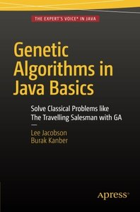 Genetic Algorithms in Java Basics (Paperback)-cover