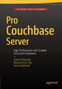 Pro Couchbase Server-cover