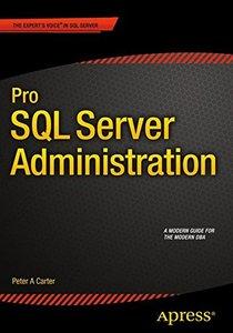 Pro SQL Server Administration-cover