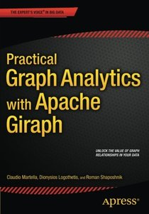 Practical Graph Analytics with Apache Giraph-cover