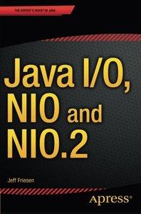 Java I/O, NIO and NIO.2-cover
