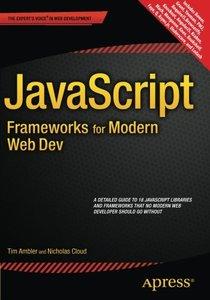 JavaScript Frameworks for Modern Web Dev-cover