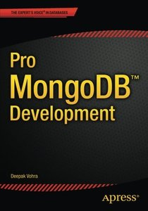 Pro MongoDB Development-cover