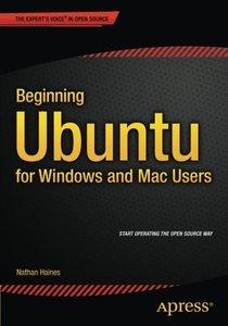 Beginning Ubuntu for Windows and Mac Users-cover